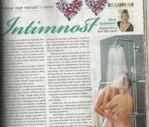 Ivana Kuzmanović - magazin Ona