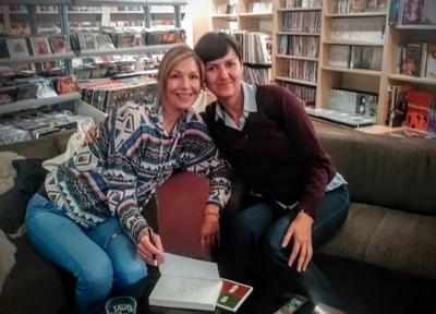 Ivana Kuzmanović i Slađana Milošević