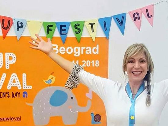 Pop-up festival u Srbiji 2018 - Ivana Kuzmanović